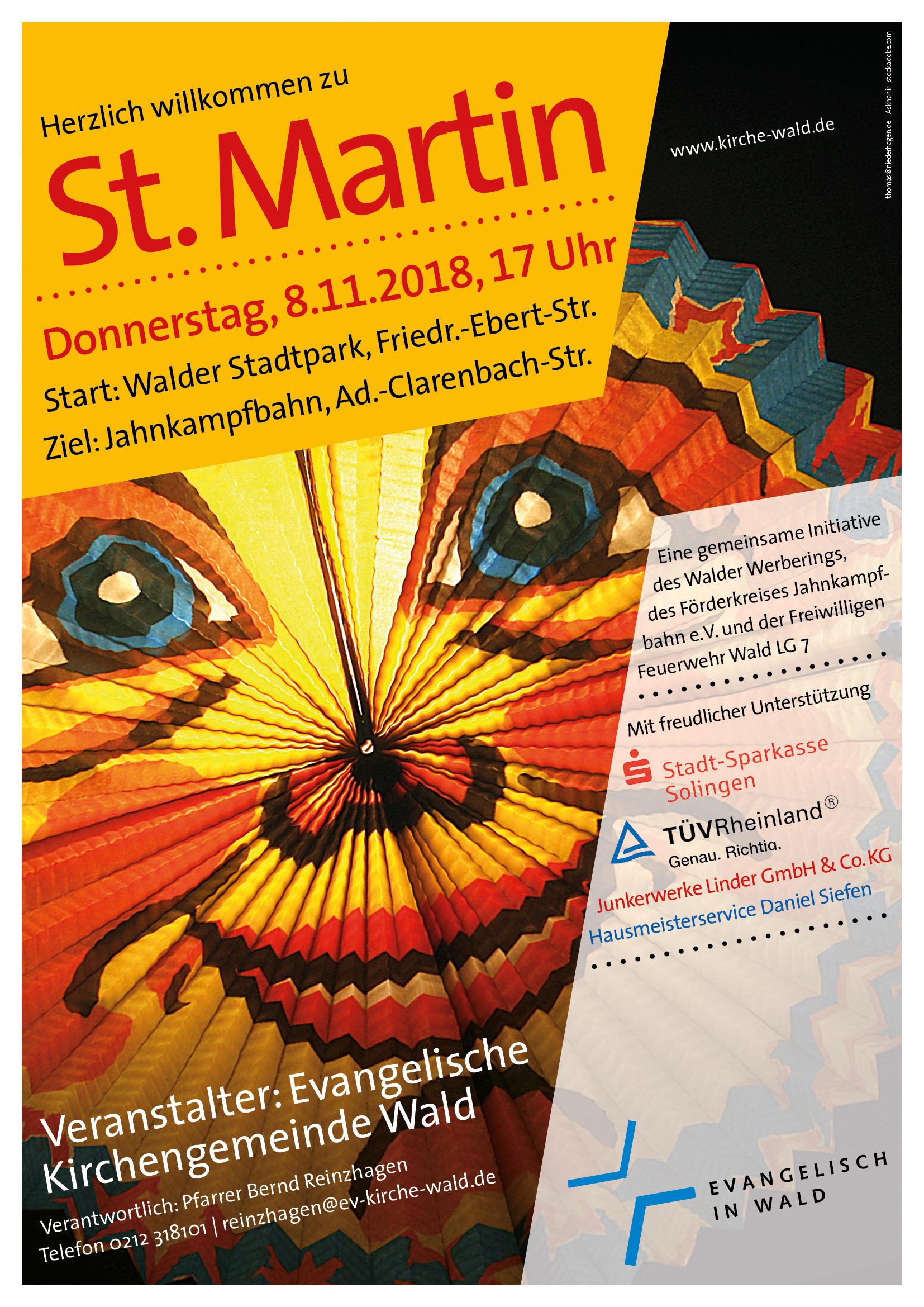 St Martin Solingen Wald 2018