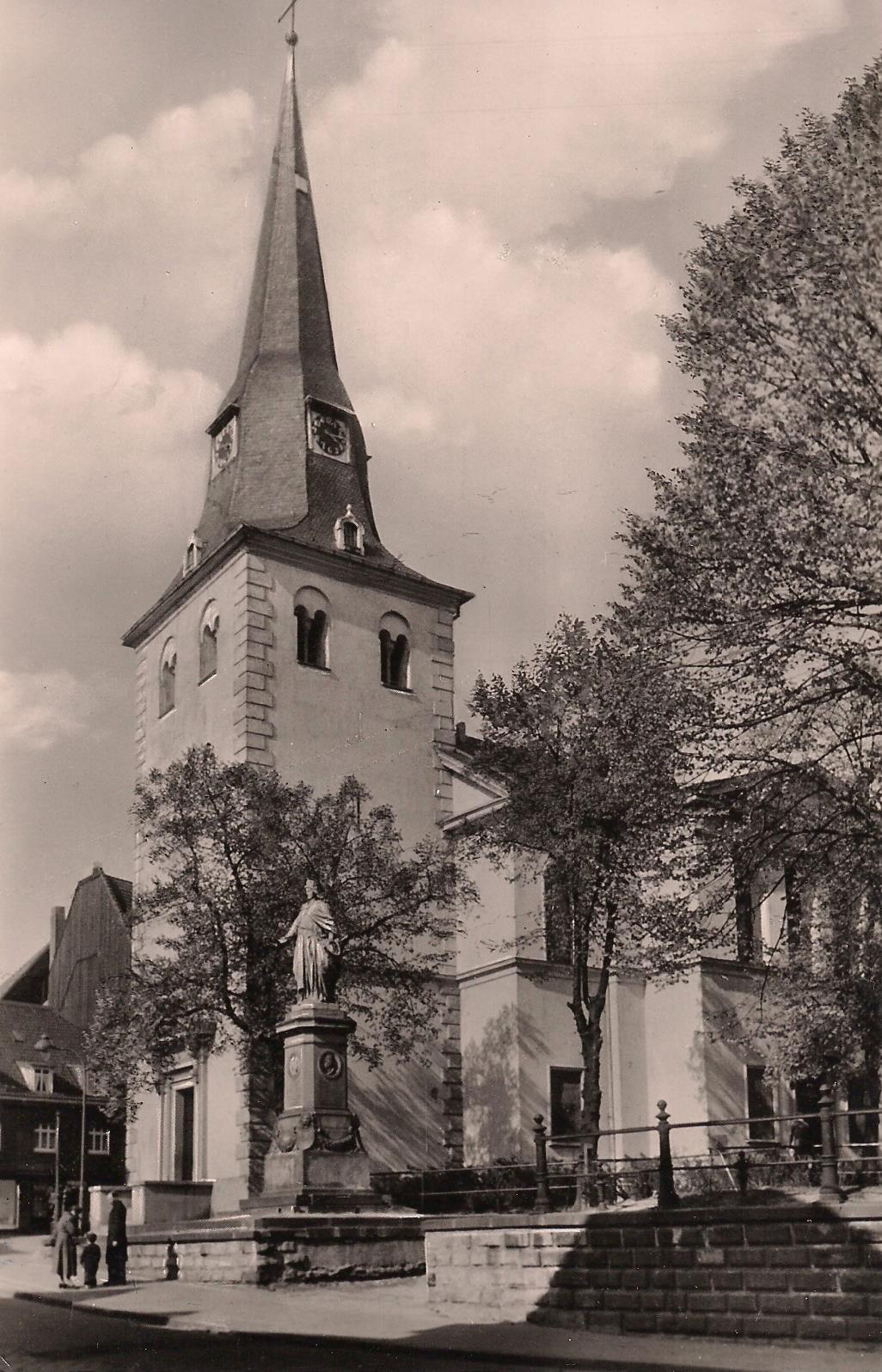 Wald Kirche Geschichte