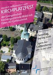 Kirchplatzfest - Gemeindefest