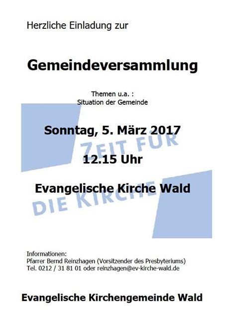 Gemeindeversammlung2017