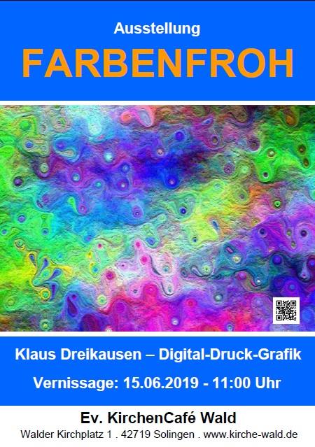 FARBENFROH Dreikhausen kirchencafe